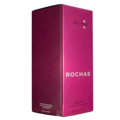 Rochas Man Eau de Toilette spray 100ml