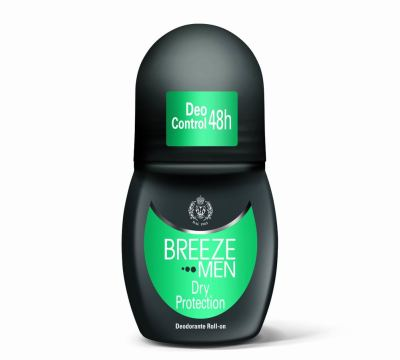 Breeze men dry protection roll-on 50 ml