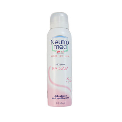 Neutromed deo balsam 24h  ph5.5 - 150 ml ohne Alkohol