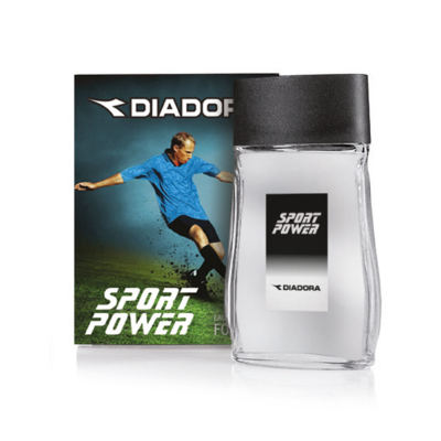Diadora Calcio Sport Power Eau de Toilette for men 100 ml