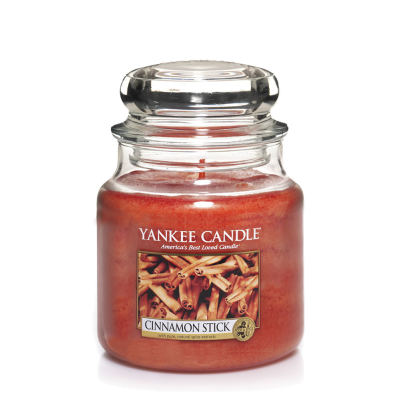 Yankee Candle Cinnamon Stick Mittleres Glas 411 g