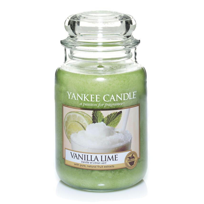 YANKEE CANDLE Große Kerze VIBRANT SAFFRON 623 g Duftkerze