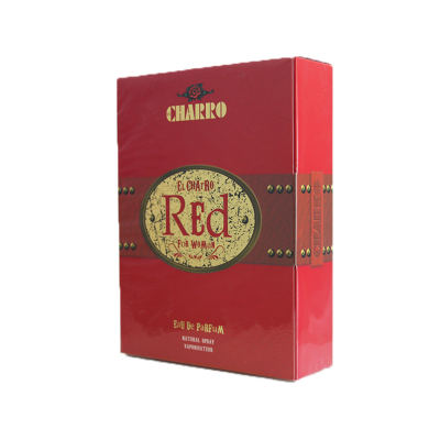 EL CHARRO Red for woman Eau de Parfum 100 ml