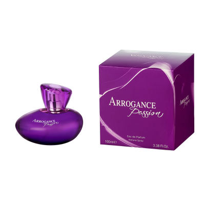 Arrogance Passion Eau de Parfum 100 ml natural spray