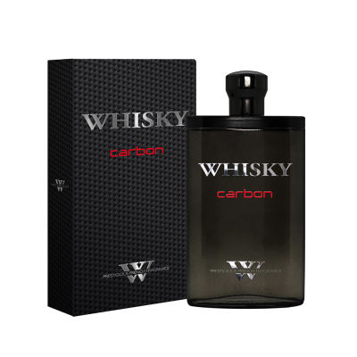 Whisky Carbon for Men Eau de Toilette 90 ml