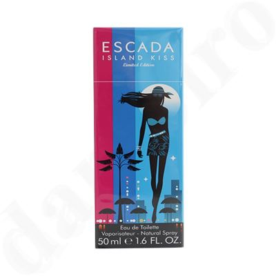 Escada Island Kiss Limited Edition Eau de toilette spray 50 ml