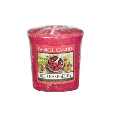 Yankee Candle Red Raspberry Votiv Sampler Duftkerze 49 g