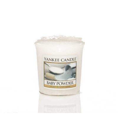 Yankee Candle Baby Powder Votiv Sampler 49 g