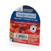 Yankee Candle Black Cherry Wax Melt Duftwachs 22 g