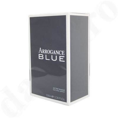 Arrogance Blue After Shave 100 ml natural spray
