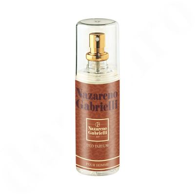 Nazareno Gabrielli deo Parfüm pour homme 100 ml natural spray