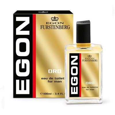 Egon Furstenberg Gold Eau de Toilette for man 100 ml