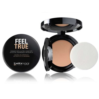 Bella Oggi Feel True Kompakt Foundation 9 ml Ivory 02