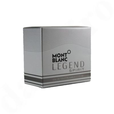 Mont Blanc Legend Spirit Eau de Toilette 50 ml