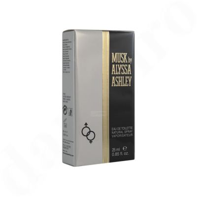 Alyssa Ashley Musk Eau de Toilette 25 ml