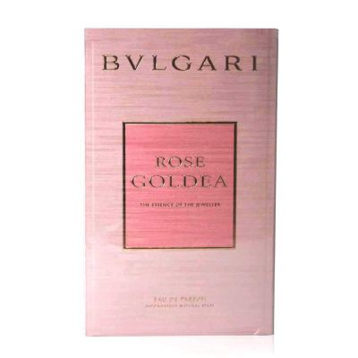 Bvlgari Rose Goldea Eau de Parfum damen 90 ml vapo