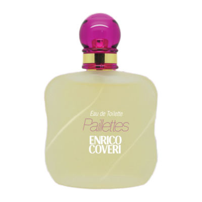Enrico Coveri Paillettes Set Eau de Toilette 75 ml + Körpermilch 150 ml