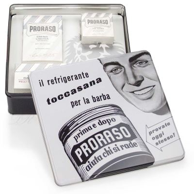 proraso weiss vintage