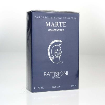 Battistoni Marte Eau de Toilette concentree für Herren 75 ml