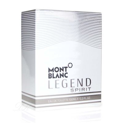 Mont Blanc Legend Spirit Eau de Toilette 100 ml