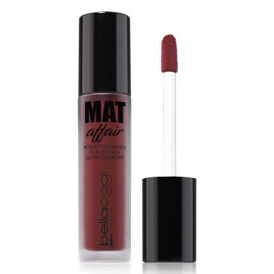 Bella Oggi Mat Affair Flüssig Lippenstift 3,5 ml 07 - Lovepotion