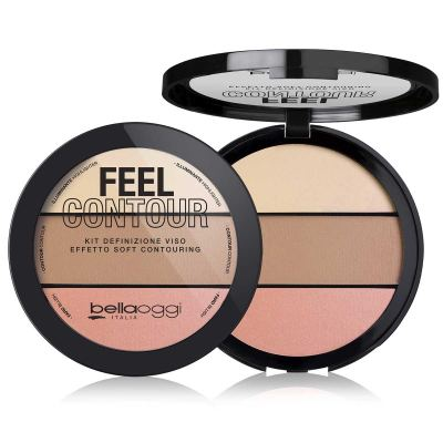 Bella Oggi Feel Contour Kit Sublime Skin Konturpuder 20 g