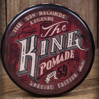 Rumble 59 Schmiere Pomade Special Edition Barbershop hart 140 ml