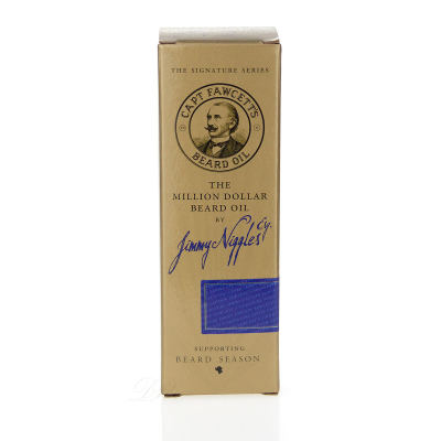 Captain Fawcetts The Million Dollar Beard Oil by Jimmy Niggles 50 ml