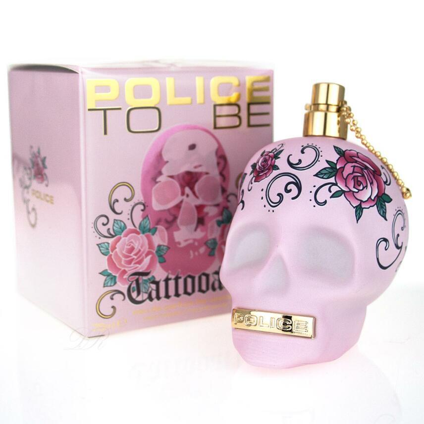 Police To Be Tattooart Eau de Parfum für Damen 75ml vapo