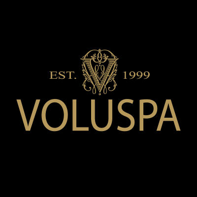 Voluspa Vermeil Collection Oval Tin Bourbon Vanille Duftkerze 340 g