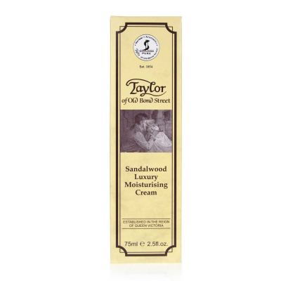 Taylor of Old Bond Street Sandalwood Luxury Feuchtigkeitscreme 75 ml
