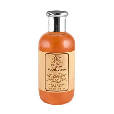 Taylor of Old Bond Street Sandalwood Bade und Duschgel 200 ml