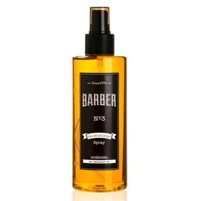 Marmara Barber No.3 Eau de Cologne 250 ml vapo