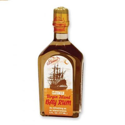 Clubman Pinaud Virgin Island Bay Rum Aftershave 177 ml
