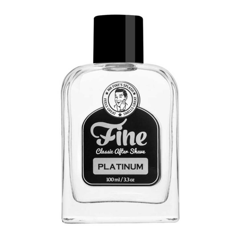 Fine Platinum Aftershave 100 ml