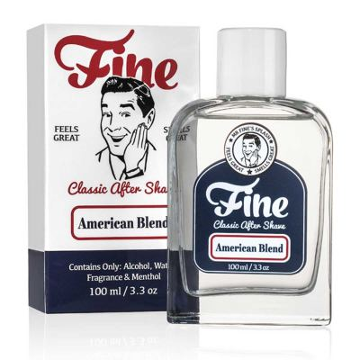 Fine American Blend Aftershave 100 ml