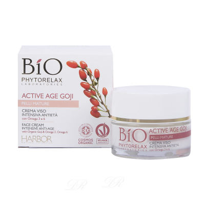 Phytorelax Bio Active Age Goji Intensive Tages Creme 50 ml