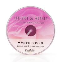 Heart & Home With Love Duftlicht 38 g