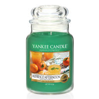 Yankee Candle Alfresco Afternoon Duftkerze Großes Glas 623 g