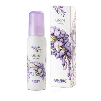LAmande Glicine Deo Spray 100 ml