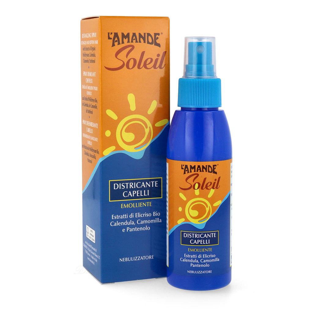 L'Amande Soleil Haar Entwirrungs Spray 100 ml