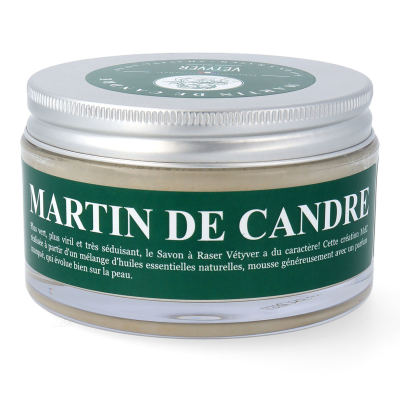 Martin De Candre Vetiver Limited Edition Rasierseife 200 g