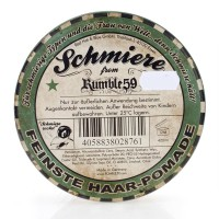 Rumble 59 Schmiere Pomade hart 420 ml - Big Pack