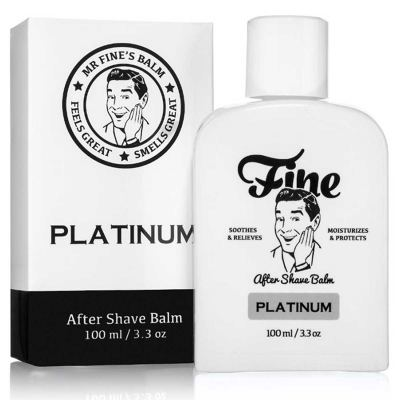 Fine Platinum Aftershave Balsam 100 ml