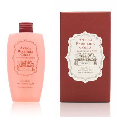 Antica Barberia Colla Shampoo all´Uovo e Rum - Eier & Rum 200 ml