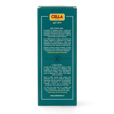 Cella BIO After Shave Balsam mit Aloe vera 100 ml