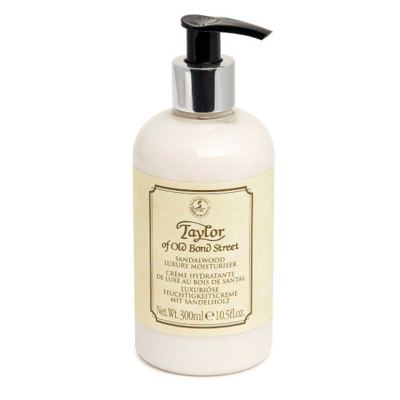 Taylor of Old Bond Street Sandalwood Luxury Feuchtigkeitscreme 300 ml