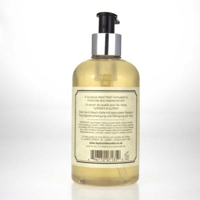 Taylor of Old Bond Street Sandalwood Luxury Flüssigseife 300 ml