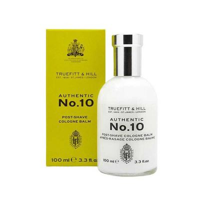 Truefitt & Hill Authentic No.10 Aftershave Cologne balsam 100 ml