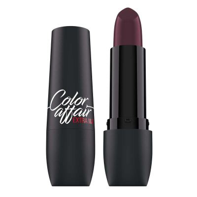 Bella Oggi Color Affair Extra Mat Lippenstift 4 ml Vampire Plum 03